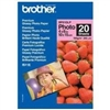 "Brother BP61GLP Premium Glossy Photo Paper 4"" x 6"" - 20 Sheets"
