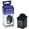 Brother IN700 (IN-700 ) OEM Black Inkjet Cartridge