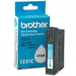 Brother LC01C ( LC-01C ) OEM Cyan Inkjet Cartridge