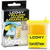 Brother LC04Y ( LC-04Y ) OEM Yellow Inkjet Cartridge