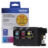 Brother LC1013PKS ( LC-1013PKS ) OEM Colour Inkjet Cartridges, Combo Pack