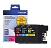 Brother LC1033PKS ( LC-1033PKS ) OEM High Yield Colour Inkjet Cartridges, Combo Pack