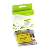 Brother LC105Y ( LC-105Y ) Compatible Yellow High Yield Inkjet Cartridge