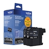 Brother LC1072PKS ( LC-1072PKS ) OEM Black High Yield Inkjet Cartridge, Dual Pack