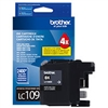 Brother LC109BK ( LC-109BK ) OEM Black Ultra High Yield Inkjet Cartridge