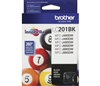 Brother LC201BK ( LC-201BK ) OEM Black Inkjet Cartridge