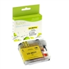 Brother LC203Y ( LC-203Y ) Compatible Yellow High Yield Inkjet Cartridge
