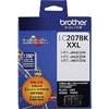 Brother LC207BK ( Brother LC-207BK ) OEM Black Extra High Yield Inkjet Cartridge