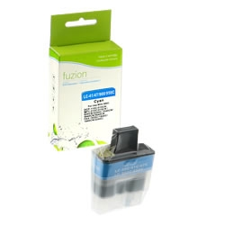 Brother LC41C ( LC-41C ) Compatible Cyan Inkjet Cartridge