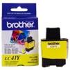 Brother LC41Y ( LC-41Y ) OEM Yellow Inkjet Cartridge