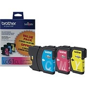 Brother LC613PKS ( LC-613PKS ) OEM Colour Ink Cartridges, Combo Pack