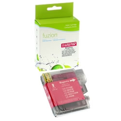 Brother LC61M ( LC-61M ) Compatible Magenta Ink Cartridge