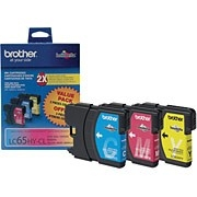 Brother LC653PKS ( LC-653PKS ) OEM Colour Ink Cartridges, Combo Pack