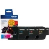 Brother LC713PKS ( LC-713PKS ) OEM Colour Ink Cartridges, Combo Pack