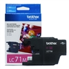 Brother LC71M ( LC-71M ) OEM Magenta InkJet Cartridge