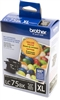 Brother LC752PKS ( LC-752PKS ) Compatible Black High Capacity InkJet Cartridge (Dual Pack)