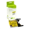 Brother LC75Y ( LC-75Y ) Compatible Yellow High Capacity InkJet Cartridge
