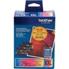 Brother LC793PKS ( LC-793PKS ) OEM Colour Ink Cartridges, Combo Pack