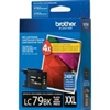 Brother LC79BK ( LC-79BK ) OEM Black InkJet Cartridge