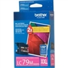 Brother LC79M ( LC-79M ) OEM Magenta InkJet Cartridge