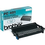 Brother PC401 ( PC-401 ) OEM Thermal Transfer Ribbon Cartridge