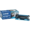 Brother TN115C ( TN-115C ) OEM High Capacity Cyan Laser Toner Cartridge