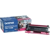 Brother TN115M ( TN-115M ) OEM High Capacity Magenta Laser Toner Cartridge
