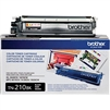 Brother TN210BK ( TN-210BK ) OEM Black Laser Toner Cartridge