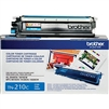 Brother TN210C ( TN-210C ) OEM Cyan Laser Toner Cartridge