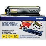 Brother TN210Y ( TN-210Y ) OEM Yellow Laser Toner Cartridge