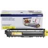 Brother TN221Y ( TN-221Y ) OEM Yellow Laser Toner Cartridge