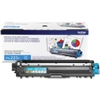 Brother TN225C ( TN-225C ) OEM High Yield Cyan Laser Toner Cartridge
