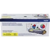 Brother TN225Y ( TN-225Y ) OEM High Yield Yellow Laser Toner Cartridge