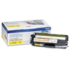 Brother TN310Y ( TN-310Y ) OEM Yellow Laser Toner Cartridge