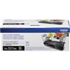 Brother TN331BK ( TN-331BK ) OEM Black Laser Toner Cartridge