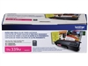 Brother TN339M ( TN-339M ) OEM Magenta Laser Toner Cartridge