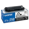 Brother TN350 ( TN-350 ) OEM Black Laser Toner Cartridge