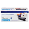 Brother TN433C ( TN-433C ) OEM Cyan High Yield Laser Toner Cartridge