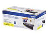 Brother TN433Y ( TN-433Y ) OEM Yellow High Yield Laser Toner Cartridge