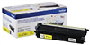 Brother TN436Y ( TN-436Y ) OEM Yellow Extra High Yield Laser Toner Cartridge