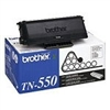Brother TN550 ( TN-550 ) OEM Black Laser Toner Cartridge