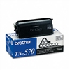 Brother TN570 ( TN-570 ) OEM Black High Yield Laser Toner Cartridge