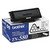 Brother TN580 ( TN-580 ) OEM Black High Capacity Laser Toner Cartridge