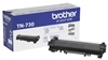 Brother TN730 ( TN-730 ) OEM Black Laser Toner Cartridge.
