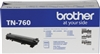 Brother TN760 ( TN-760 ) OEM Black High Yield Laser Toner Cartridge