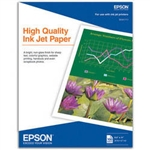 "Epson High Quality Inkjet Paper 8.5"" x 11"" (Letter) - 100 Sheets - S041111"