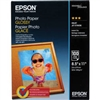 "Epson Photo Paper Glossy 8.5"" x 11"" - 100 Sheets - S041271"