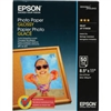 "Epson Glossy Photo Paper 8.5"" x 11"" - 50 Sheets - S041649"