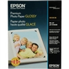 "Epson Premium Glossy Photo Paper for Inkjet 8.5"" x 11"" (Letter) - 50 Sheets - S041667"