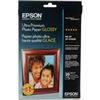 "Epson Ultra Premium Photo Paper Glossy 5"" x 7"" - 20 Sheets - S041945"